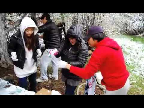 2011 Navajo Nation Mission Trip to New Mexico- KPCM