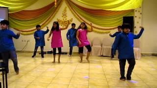Kids Diwali Dance 2012 Part A