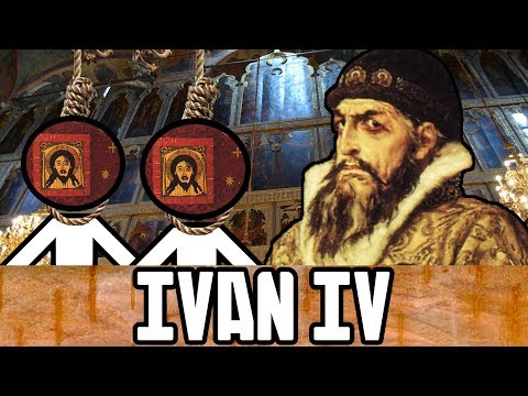 What Made Ivan so Terrible?  The Life & Times of Ivan IV