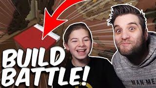 BUILD BATTLE MET DAVID & DO!!