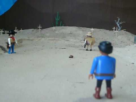 Playmobil The Good,The Bad & The Ugly