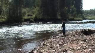 река Орлинга - река Лена. Сплав, рыбалка.(Практически первое прохождение реки туристами., 2013-06-21T17:29:00.000Z)