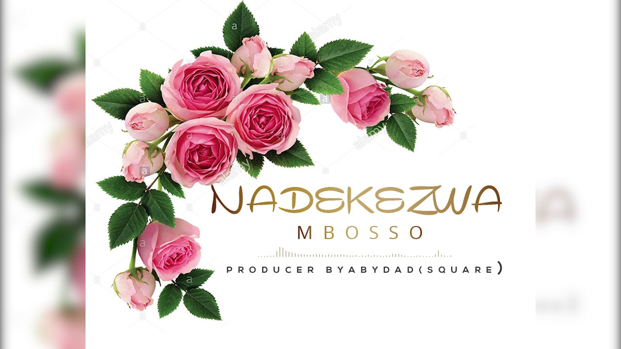 Mbosso Nadekezwa Official Audio Youtube