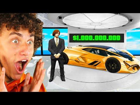 I Opened A GTA 5 Car Dealership