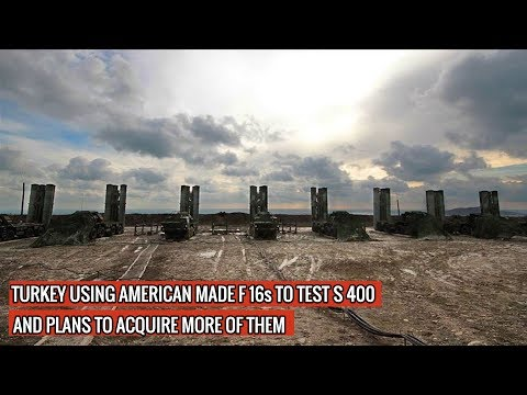 TURKEY FIRM ON ITS DECISION TO ACTIVATE RUSSIAN S 400 DESPITE AMERICAN OPPOSITION !