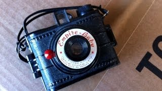 Photographing With Cheap, Antique Cameras