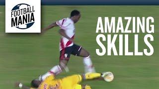 Eder Balanta (River Plate/ARG) -  Amazing skills