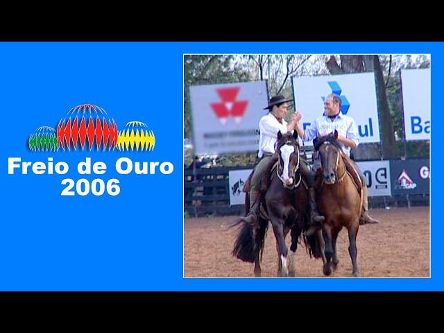 NOSTALGIA FREIO DE OURO 2006