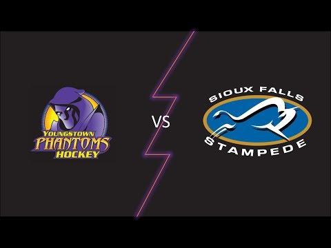 December 8, 2017 vs Sioux Falls Highlights
