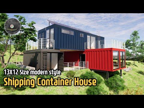 컨테이너 하우스 container house  vor.2