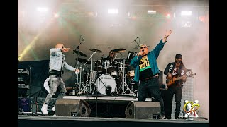 Collie Buddz brings out special guest Big Jerry for third verse of Blind To You Cali Roots 2019