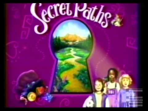 Purple Moon Secret Paths Computer Game 1997