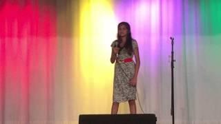 Leela Ladnier, Age 12 - Topanga Talent Show 2015