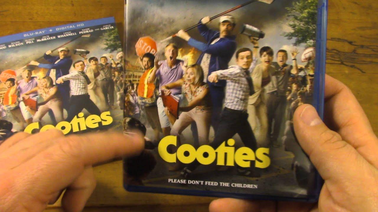 Download Unboxing Cooties Blu Ray en Español