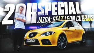 SPECIAL NA 20K - Jazda: SEAT Leon Cupra 2
