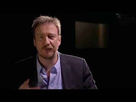 "The Fifth Estate: David Thewlis ""Nick Davies"" On Set Interview"