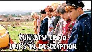 [ENG SUB] [INDO SUB] 170328 Run BTS! EP 16 (Links in Description)