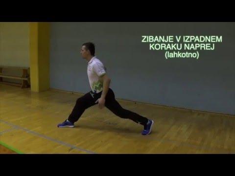 Osnovni trening video - Igor Justin