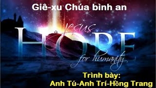 [KARAOKE] GIÊ-XU, CHÚA BÌNH AN