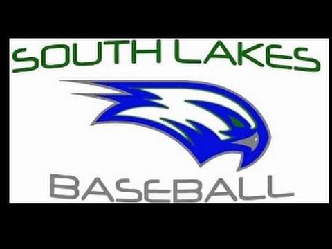 South Lakes High School Seahawks Baseball vs Battlefield HS