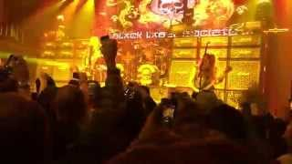Black Label Society - The Beginning... At Last & Funeral Bell (Live @ London Music hall 2015)
