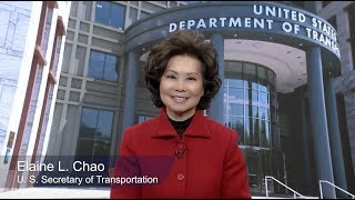 Elaine Chao greets Lunar New Year