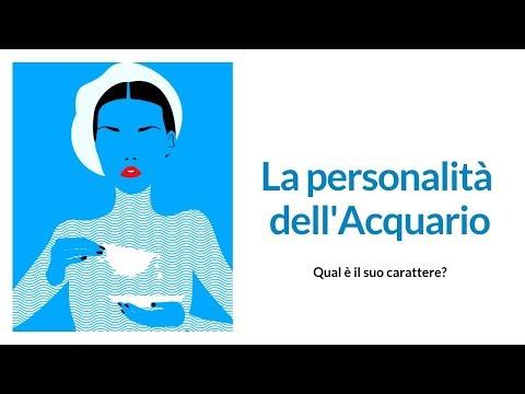 uomo Acquario dating Sagittario donna