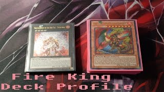 Fire King Deck Profile (April 2015 Ban list)