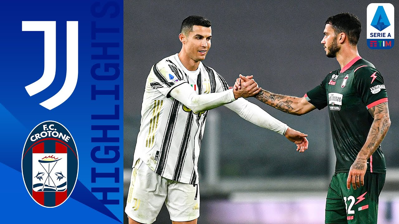 Download Juventus 3-0 Crotone | Ronaldo Hits a Brace as Juve Too Strong for Crotone! | Serie A TIM