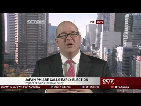 Financial advisor Ed Rogers discusses Japan elections