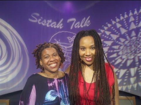 CAROLYN A BUTTS - Reel Sisters Film Festival & African Voices Magazine - SISTAH TALK  TV SHOW