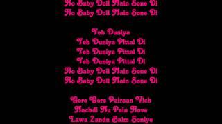 """Baby Doll"" Ragini MMS 2 Sunny Leone Song | Bros Anjjan Feat. Kanika Kapoor Lyrics"