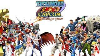 Tatsunoko vs. Capcom: Ultimate All-Stars Dolphin Emulator 4K