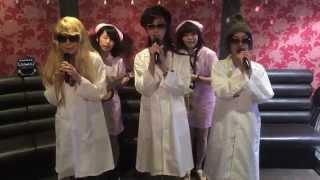 【FM802】山添まり×加藤美樹×早川和余×仲間たち/THE WEEKENDERS 「じょじょ」演奏♪
