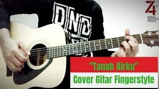 Tanah Airku (Ciptaan Ibu Sud) - Cover Gitar Fingerstyle