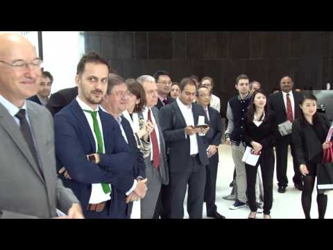 France HKUST Innovation Hub Ceremony Highlight