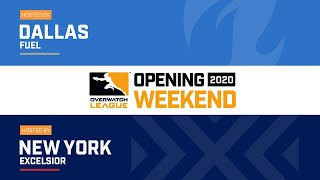 Overwatch League 2020 Season Opening Weekend | Day 2