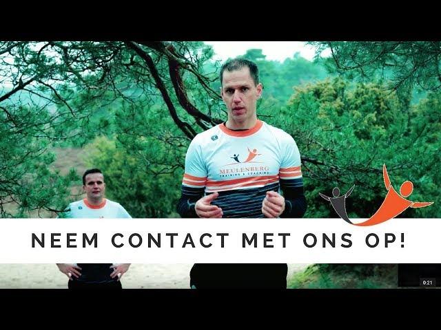 Contact met Meulenberg Training en Coaching