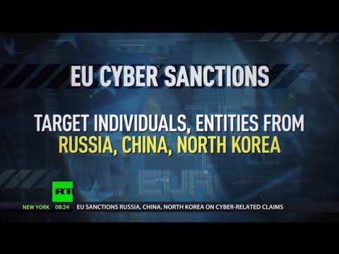 EU imposes its first ever sanctions over cyber attacks