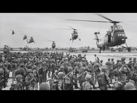 First US major combat action of Vietnam War - 1/12/1962