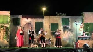 Italian Folk Band for events