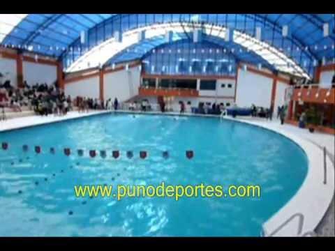 Campeon de natacion agustito llenera cano arequipa doovi for Piscina municipal camilo cano