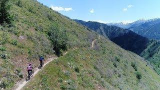 Sundance Mt. Resort Mountain Biking