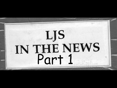 Laurence Jackson School 6, In The News, Part One
