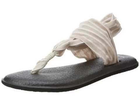 sanuk-women's-yoga-sling-2-flip-flop-review