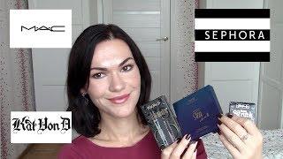 заказ из американской Sephora и другие покупки
