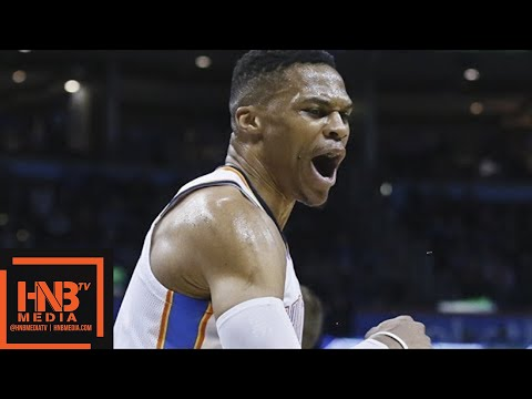 Oklahoma City Thunder vs Utah Jazz Full Game Highlights / Week 8 / Dec 5