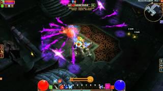 Torchlight II - Berserker 58 Mapworks Farming