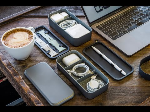 Bento Stack keeps all your Apple accessories neatly organized
