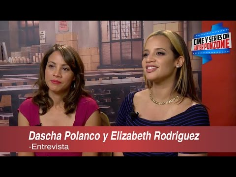 "A solas con Dascha Polanco y Elizabeth Rodriguez, ""Orange is the New Black"" temporada 4"